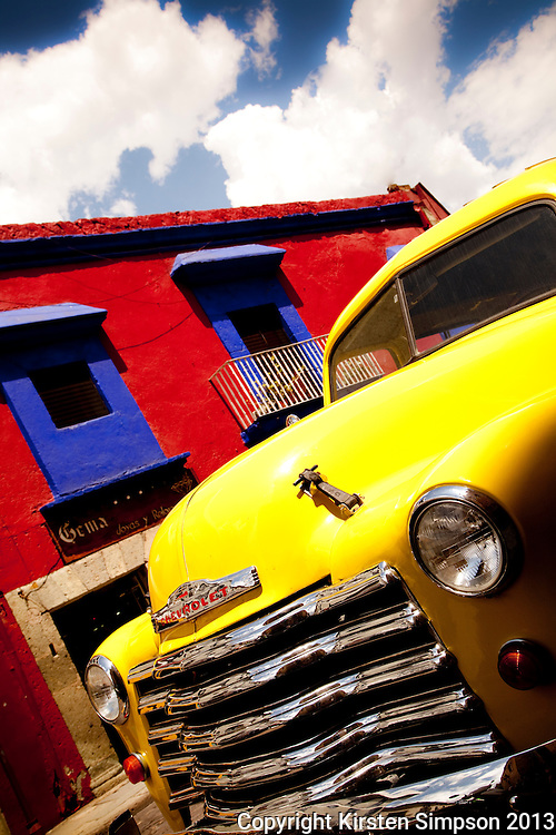 The Colourful Streets of Oaxaca