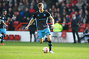 Sheffield Wednesday defender Glenn Loovens during the Sky Bet Championship match between Nottingham Forest and Sheffield Wednesday at the City Ground, Nottingham, England on 12 March 2016. Photo by Jon Hobley.