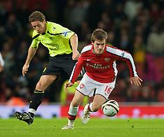 081111 Arsenal v Wigan