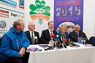 Press Conference at the National Ploughing Championships 2015