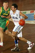 BORMIO, GIUGNO 2004<br /> AMICHEVOLI PRE OLIMPIADI ATENE 2004<br /> NELLA FOTO: RODOLFO ROMBALDONI<br /> FOTO CIAMILLO