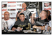 UCMMA Showdown. Press Conference