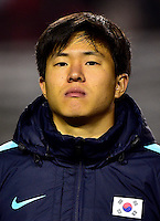 Fifa Men´s Tournament - Olympic Games Rio 2016 - <br /> South Korea National Team - <br /> KWON Changhoon