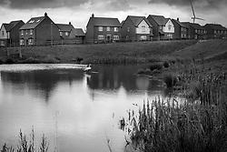 New development, Rothley, Leicestershire, England.<br /> Photo: Ed Maynard<br /> 07976 239803<br /> www.edmaynard.com