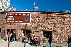 Castle Clinton National Monument