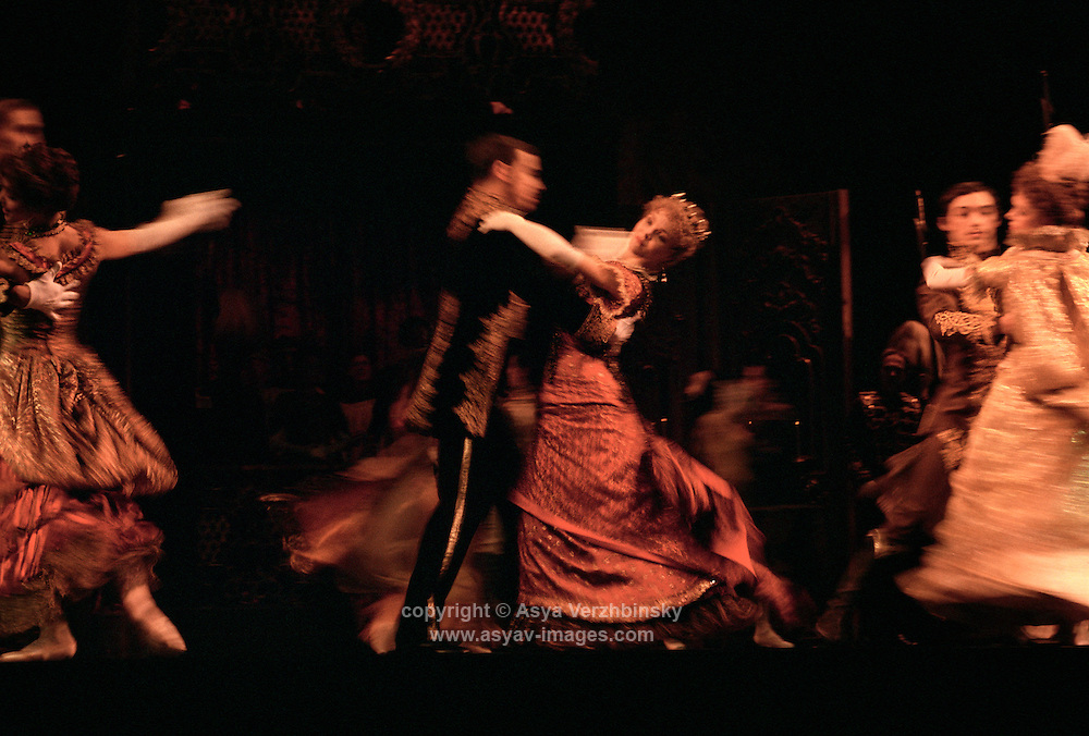 Royal Ballet Company in Mayerling.