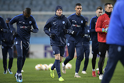 November 28, 2018 - Malmo, SWEDEN - Genk's Bojan Nastic pictured during the training session of Belgian soccer team KRC Genk in Malmo, Sweden, Wednesday 28 November 2018. Genk will meet Swedish club Malmo on the fifth day of the UEFA Europa League group stage, in group I. BELGA PHOTO YORICK JANSENS (Credit Image: © Yorick Jansens/Belga via ZUMA Press)