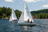 Winnipesaukee Yacht Club Race Week July, 2011.