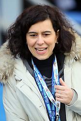 ELISA COLOGNESI<br /> SPAL - MILAN<br /> CAMPIONATO ITALIANO CALCIO SERIE A 2017-2018<br /> FERRARA 10-02-2018<br /> FOTO FILIPPO RUBIN