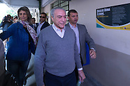 Brazil: Brazilian President Michel Temer voting in Sao Paulo, 2 October 2016