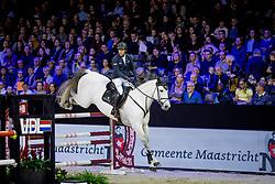 Showjumping, Springen, Saut d'obstacles<br /> Jumping Indoor Maastricht 2018<br /> © Hippo Foto - Sharon Vandeput<br /> 25/11/18