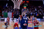 DESCRIZIONE: Biella Gran Gala' del basket - Italia - Portorico<br /> GIOCATORE: pietro aradori<br /> CATEGORIA: Nazionale Italiana Maschile Senior<br /> GARA: Biella Gran Gala' del basket - Italia - Portorico<br /> DATA: 30/06/2016<br /> AUTORE: Agenzia Ciamillo-Castoria