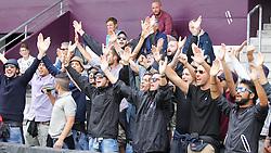 06.08.2016, My Phone Austria Stadion, Salzburg, AUT, Testspiel, FC Turin vs Hull City, im Bild Fans von FC Turin // during a international friendly football match between FC Turin vs Hull City at the My Phone Austria Stadion, Salzburg, Austria on 2016/08/06. EXPA Pictures © 2016, PhotoCredit: EXPA/ Roland Hackl