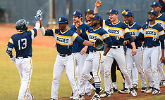 2016 A&T Baseball vs Navy