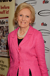 MARY BERRY at the Oldie Magazine's Oldie of The Year Awards held at Simpson's In The Strand, London on 4th February 2014.