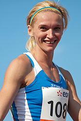 GLIEBOVA Olena, UKR, 100m, T13, 2013 IPC Athletics World Championships, Lyon, France