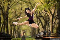 Dance As Art The New York City Photography Project Central Park Series with dancer Marina Perez