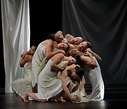 "© Copyright licensed to London News Pictures. 26/10/2010. ""Iphigenie auf Tauris"", Tanztheater Wuppertal Pina Bausch, Sadler's Wells. A rare performance of Gluck's masterpiece."