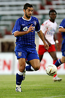 Photo: Maarten Straetemans.<br /> Royal Antwerp v Ipswich Town. Pre Season Friendly. 31/07/2007.<br /> Pablo Counago (Ipswich)
