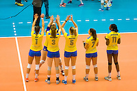 Pokalfinale Volleyball 2016