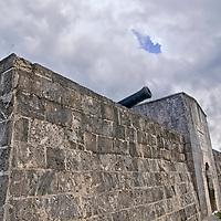 Montagu Beach and Fort.