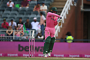 Quinton de Kock  during the One Day International match between South Africa and England at Bidvest Wanderers Stadium, Johannesburg, South Africa on 9 February 2020.
