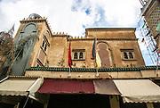 Mellah or old Jewish quarter Fes, Morocco