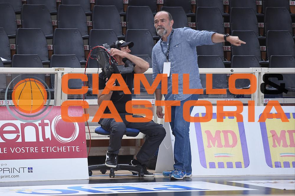 rai tv<br /> Dolomiti Energia Trento - EA7 Emporio Armani Playoff Finale gara 6<br /> Legabasket serieA 2017-2018<br /> Trento 15/06/2018<br /> Foto GiulioCiamillo/Ciamillo-Castoria