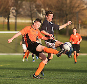 01-12-2013 Dundee v Clyde under 19s