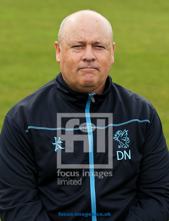 Somerset Director of Cricket Dave Nosworthy pictured during the Somerset County Cricket Club media day at the County Ground, Taunton, Taunton<br /> Picture by Tom Smith/Focus Images Ltd 07545141164<br /> 31/03/2014