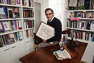 Venezia - Comunità ebraica di Venezia. Paolo Navarro Dina, giornalista.