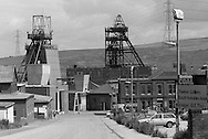 Treeton Colliery. British Coal South Yorkshire Area. 25.07.1987.