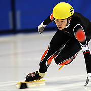September 11, 2010 - Kearns, Utah - Desert Classic short track speedskating competition held at the Utah Olympic Oval.