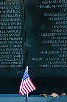 Vietnam Memorial, Washington, DC