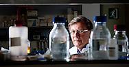 ROTTERDAM - portret van viroloog Ab Osterhaus COPYRIGHT ROBIN UTRECHT