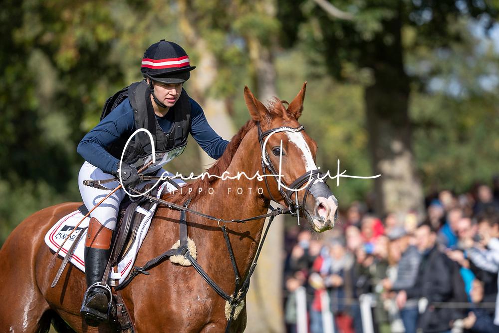 Gerold Rebecca, AUT, Peperoni Red<br /> Mondial du Lion - Le Lion d'Angers 2019<br /> © Hippo Foto - Dirk Caremans<br />  19/10/2019