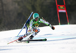 NEUREUTHER Felix of Germany competes during 10th Men's Slalom - Pokal Vitranc 2014 of FIS Alpine Ski World Cup 2013/2014, on March 8, 2014 in Vitranc, Kranjska Gora, Slovenia. Photo by Matic Klansek Velej / Sportida