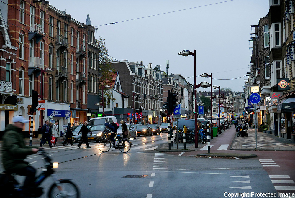 October 31, 2017 - 17:09<br /> The Netherlands, Amsterdam - Middenweg