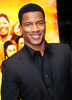 "Nate Parker attends screening of ""The Secret Life of Bees"""