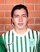 Colombia League - Postobom Liga 2014-2015 -<br /> Club Atletico Nacional Medellin - Colombia / <br /> Sherman Cardenas