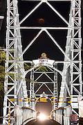 Itumbiara_GO, Brasil...Ponte Affonso Penna ou Ponte de Cristal sobre o Rio Paranaiba...The Affonso Penna brigde or Cristal bridge over the Paranaiba river...Foto: LEO DRUMOND / NITRO