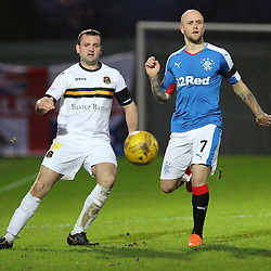Dumbarton v Rangers | Scottish Championship | 2 January 2016