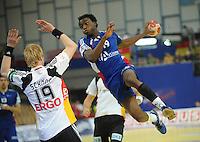 Handball EM Herren 2010 Hauptrunde Deutschland - Frankreich 24.01.2010
