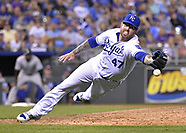 The Colorado Rockies v Kansas City Royals - 22 Aug 2017
