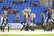 Reading, GREAT BRITAIN, Irish dancing, half time entertainment,  during the EDF Energy Cup, rugby match, London Irish vs Saracens at the Madejski  Stadium, ENGLAND, 30/09/2006. [Photo, Peter Spurrier/Intersport-images].