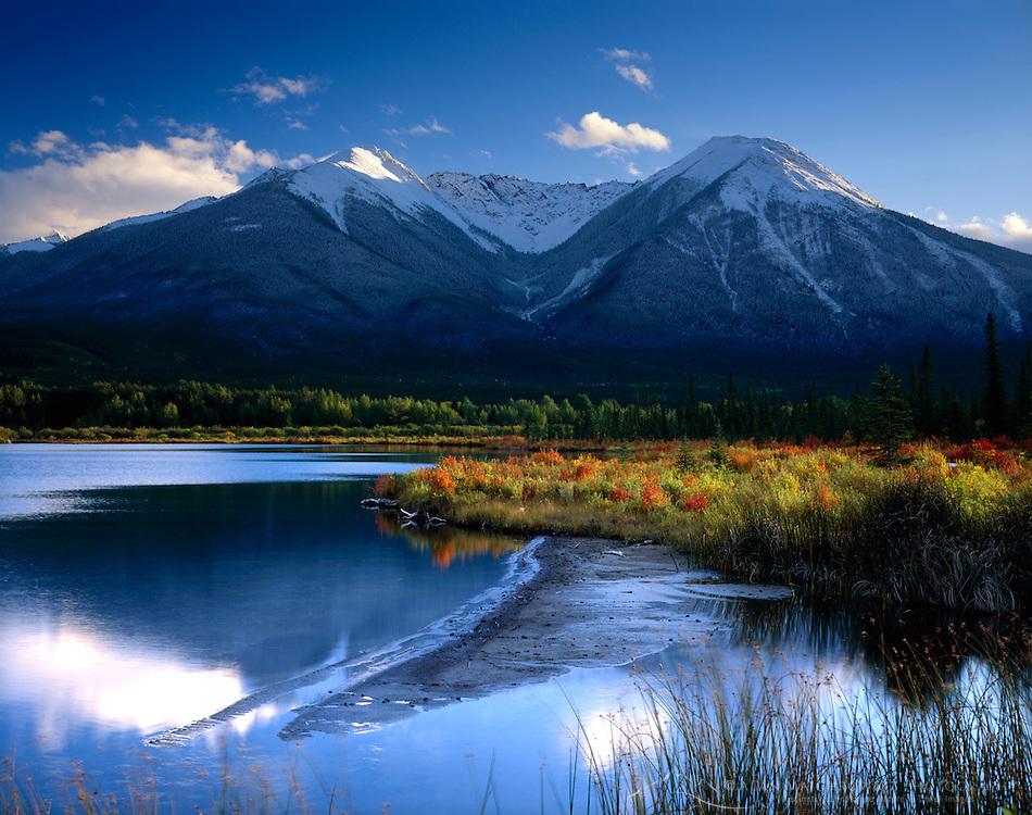 Sundance Range from Vermilion Lakes, Banff National Park Alberta Canada