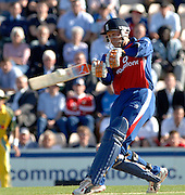 2005 Twenty/20 Cricket England vs Australia, The Rose Bowl, Southampton, Hampshire, ENGLAND 13.06.2005,.Photo  Peter Spurrier. .email images@intersport-images...
