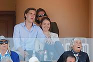 Monaco: Princess Alexandra of Hanover And Boyfriend At Monte-Carlo Masters 22 April 20177