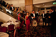 IONA DUCHESS OF ARGYLL; VISCOUNT DUPPLIN, 2009 Royal Caledonian Ball in aid of various Scottish charities , Great Room, Grosvenor House. London. 1 May 2009.