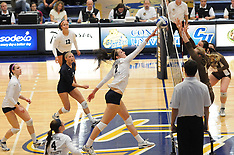 CU Volleyball vs. Southwest Minnesota State 11.18.2012